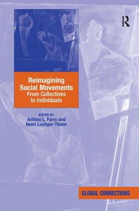 Reimagining Social Movements: From Collectives to Individuals, 1st Edition (Paperback) book cover