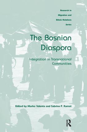 The Bosnian Diaspora: Integration in Transnational Communities book cover