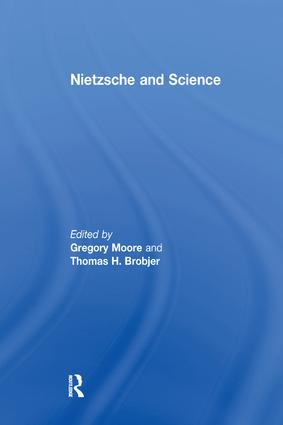 Nietzsche and Science: 1st Edition (Paperback) book cover