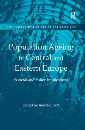 Population Ageing in Central and Eastern Europe: Societal and Policy Implications, 1st Edition (Paperback) book cover