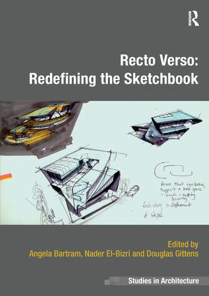 Recto Verso: Redefining the Sketchbook: 1st Edition (Paperback) book cover