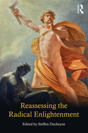 Reassessing the Radical Enlightenment: 1st Edition (Paperback) book cover
