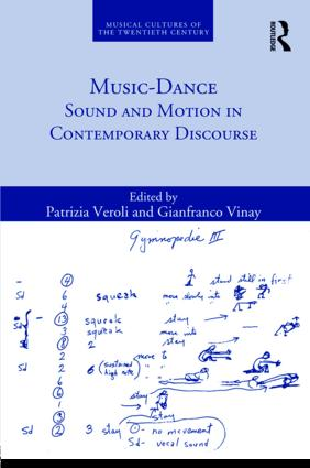 Music-Dance: Sound and Motion in Contemporary Discourse book cover