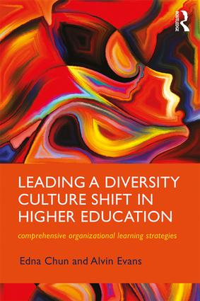 Leading a Diversity Culture Shift in Higher Education: Comprehensive Strategies for Organizational Leadership (Paperback) book cover