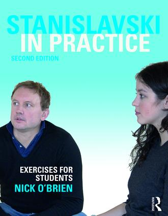 Stanislavski in Practice: Exercises for Students book cover
