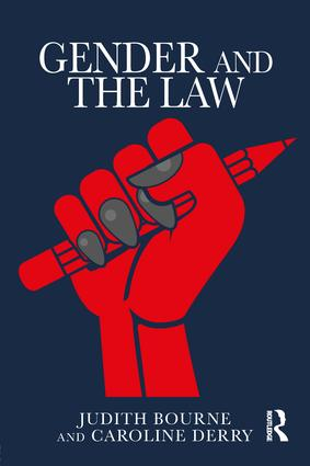 Gender and the Law: 1st Edition (Paperback) book cover