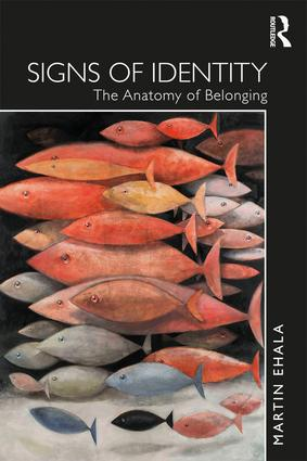 Signs of Identity: The Anatomy of Belonging (Paperback) book cover