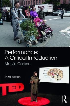 Performance: A Critical Introduction book cover
