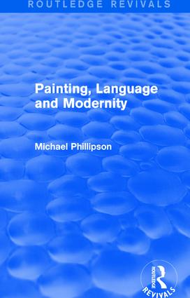 Routledge Revivals: Painting, Language and Modernity (1985) book cover