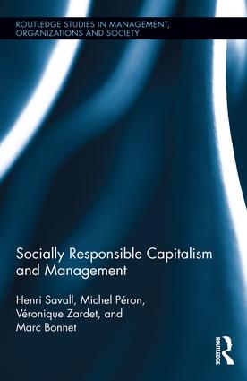 Socially Responsible Capitalism and Management book cover