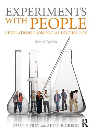 Experiments With People: Revelations From Social Psychology, 2nd Edition book cover
