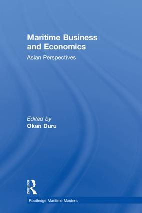 Maritime Business and Economics: Asian Perspectives, 1st Edition (Hardback) book cover