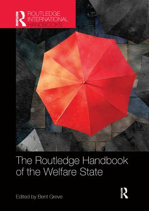 The Routledge Handbook of the Welfare State book cover