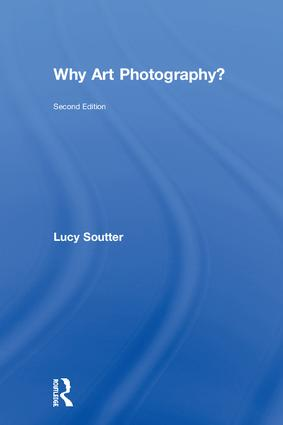 Why Art Photography? book cover