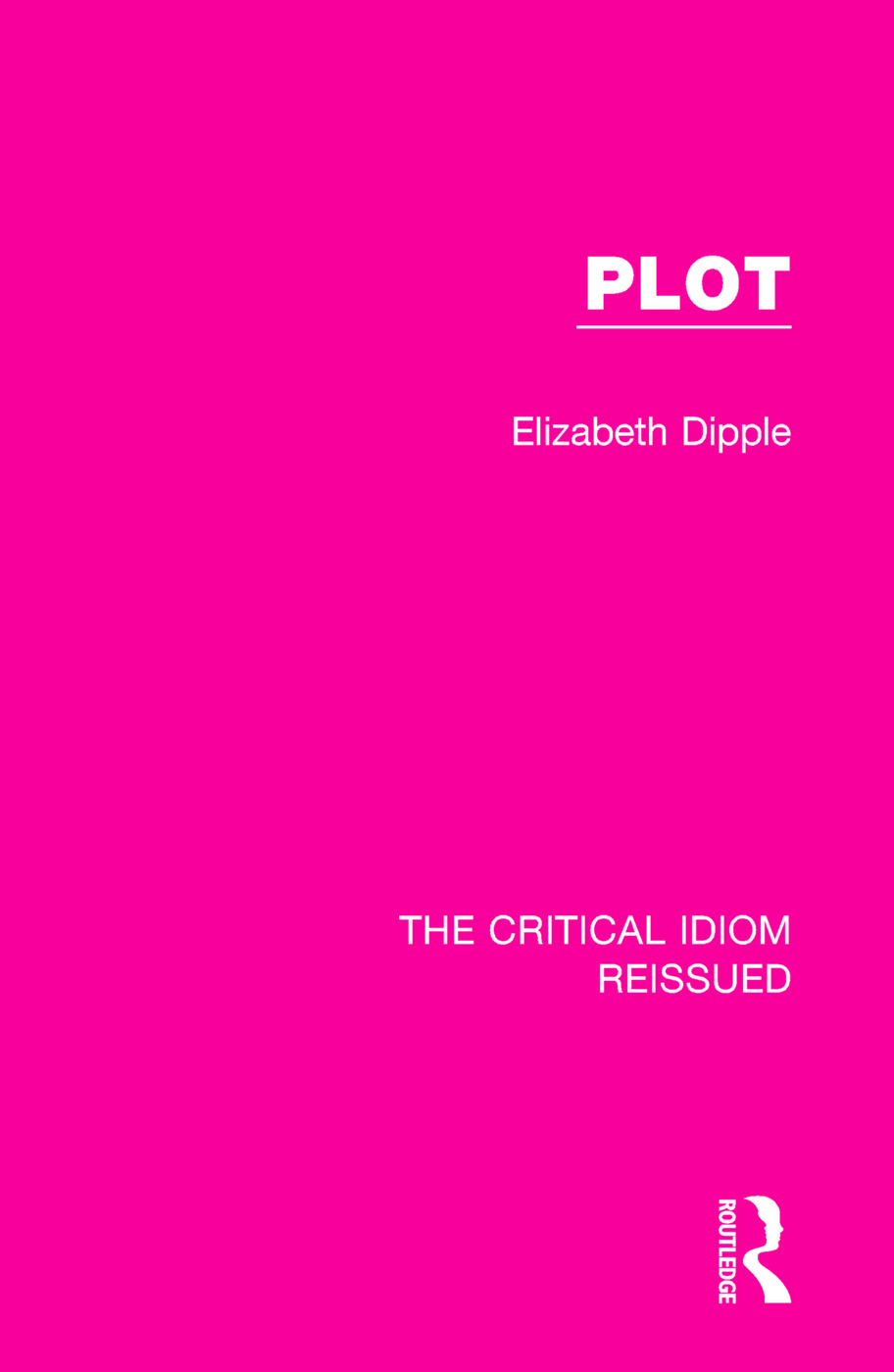 Plot: 1st Edition (Paperback) book cover