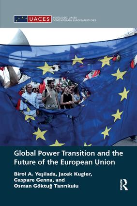 Global Power Transition and the Future of the European Union (Hardback) book cover