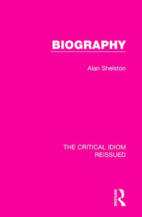 Biography: 1st Edition (Paperback) book cover