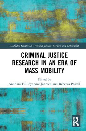 Criminal Justice Research in an Era of Mass Mobility book cover