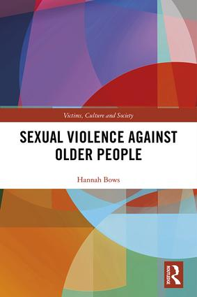 Sexual Violence Against Older People book cover