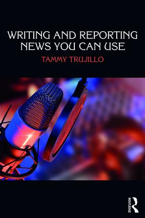 Writing and Reporting News You Can Use book cover