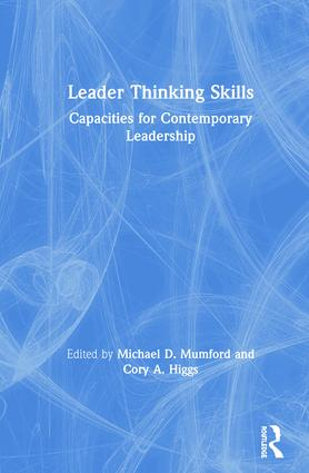 Leader Thinking Skills: Capacities for Contemporary Leadership book cover