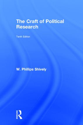 Political Theories and Research Topics