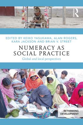 Numeracy as Social Practice: Global and Local Perspectives, 1st Edition (Paperback) book cover