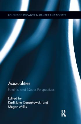 Asexualities: Feminist and Queer Perspectives book cover
