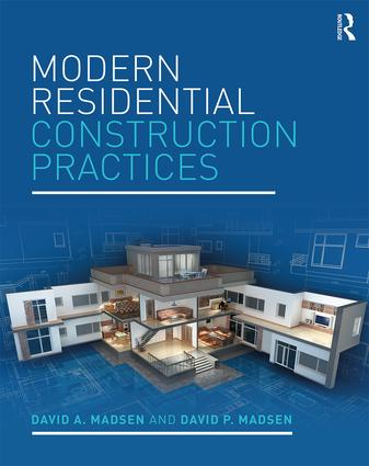 Modern Residential Construction Practices book cover