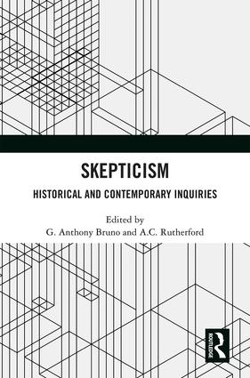 Skepticism: Historical and Contemporary Inquiries book cover