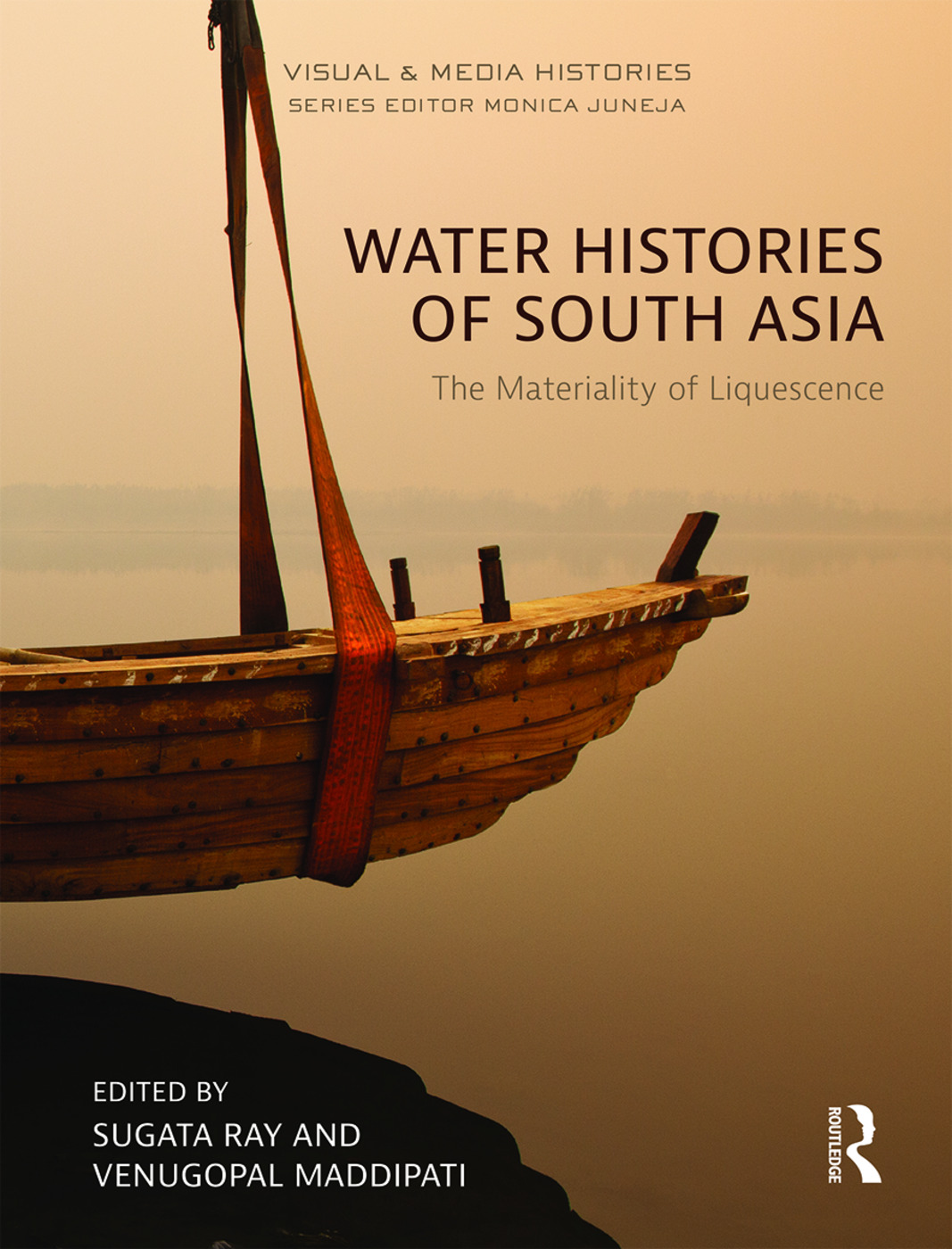 Water Histories of South Asia: The Materiality of Liquescence book cover