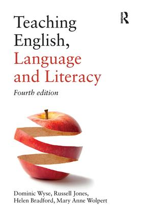 Teaching English, Language and Literacy: 4th Edition (Paperback) book cover