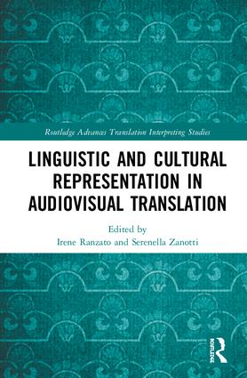 Linguistic and Cultural Representation in Audiovisual Translation book cover