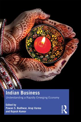 Indian Business: Understanding a rapidly emerging economy book cover