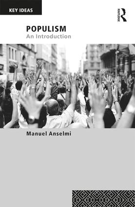 Populism: An Introduction (Paperback) book cover