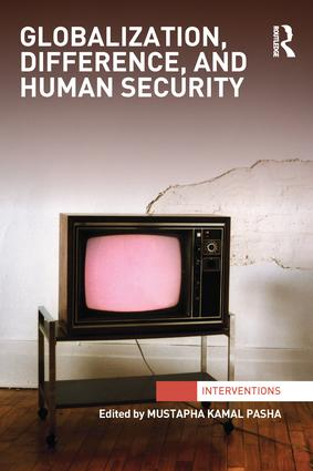 Globalization, Difference, and Human Security book cover