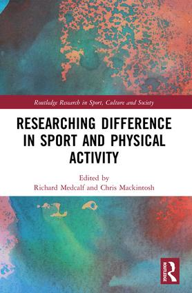 Researching Difference in Sport and Physical Activity book cover