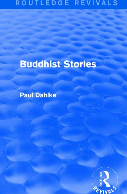 Routledge Revivals: Buddhist Stories (1913) book cover