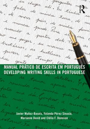 Developing Writing Skills in Portuguese book cover