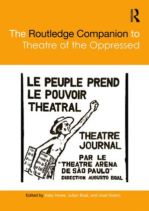 The Routledge Companion to Theatre of the Oppressed book cover