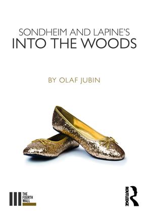 Sondheim and Lapine's Into the Woods book cover