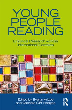 Young People Reading: Empirical Research Across International Contexts, 1st Edition (Paperback) book cover