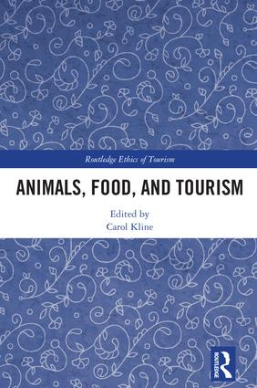 Animals, Food and Tourism book cover