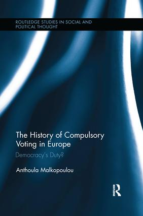 The History of Compulsory Voting in Europe