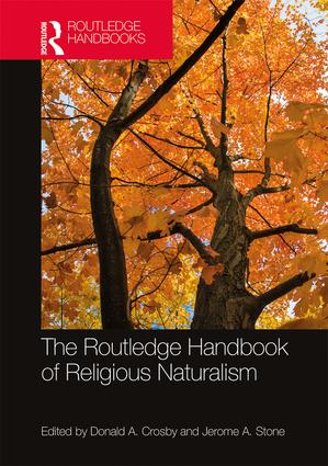 The Routledge Handbook of Religious Naturalism book cover