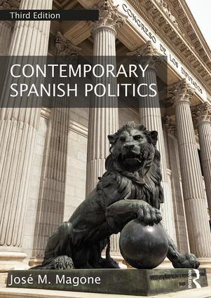 Contemporary Spanish Politics book cover