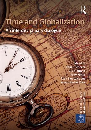 Time and Globalization: An interdisciplinary dialogue book cover