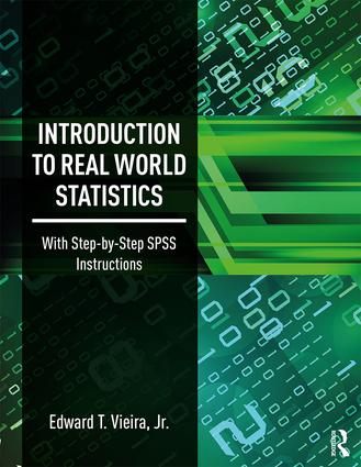 Introduction to Real World Statistics: With Step-By-Step SPSS Instructions book cover
