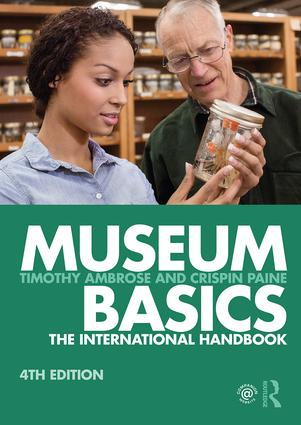 Museum Basics: The International Handbook book cover