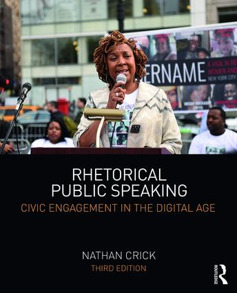 Rhetorical Public Speaking: Civic Engagement in the Digital Age book cover